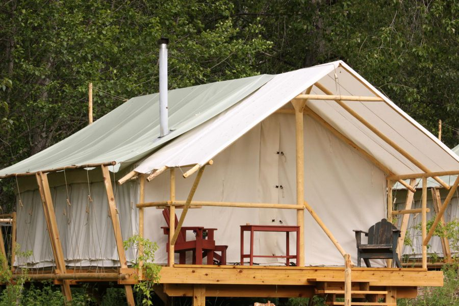 Other Types of Accommodation & Glamping | Luxury Camping | Glamping in the West | Luxury Tent ...