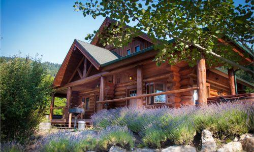 River Dance Lodge Ranch Glampings Idaho